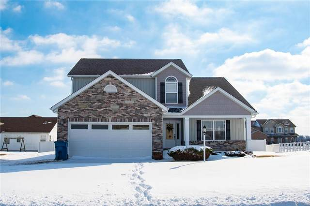136 Westmoreland Drive, Bethalto, IL 62010 (#21010373) :: Tarrant & Harman Real Estate and Auction Co.