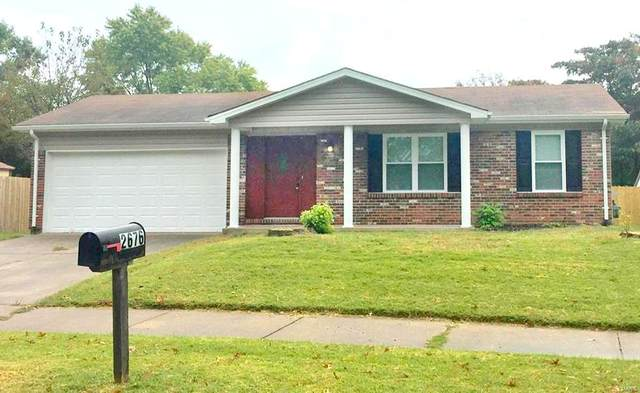 2676 Mckelvey, Maryland Heights, MO 63043 (#21010405) :: RE/MAX Vision