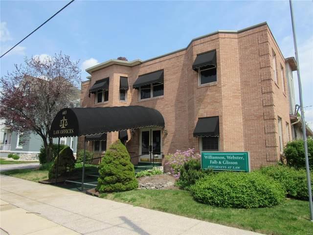 603 Henry Street, Alton, IL 62002 (#21010431) :: Mid Rivers Homes
