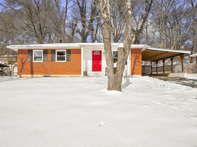 133 Ridgemoor, Glen Carbon, IL 62034 (#21010456) :: Hartmann Realtors Inc.