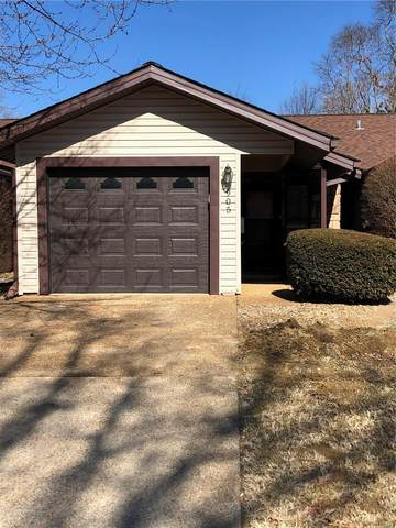 905 Westwood Rd., Maryville, IL 62062 (#21010470) :: Fusion Realty, LLC