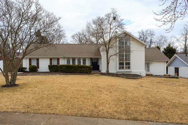 518 Iron Lantern Drive, Ballwin, MO 63011 (#21010524) :: Jeremy Schneider Real Estate