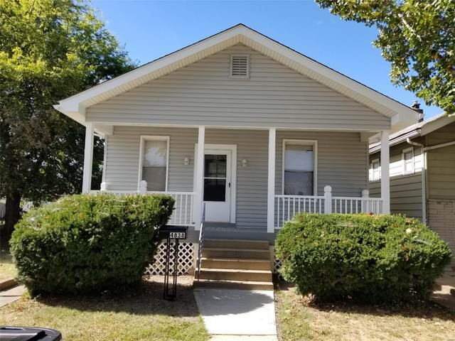 4838 Allemania, St Louis, MO 63116 (#21010573) :: Reconnect Real Estate