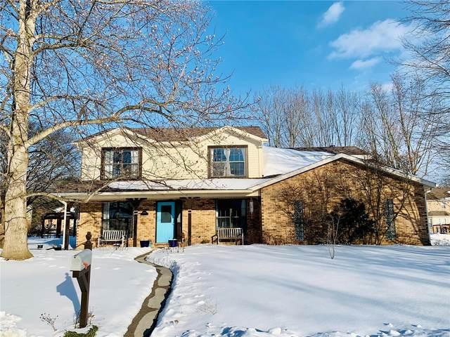 404 Hunters Glen, Belleville, IL 62220 (#21010584) :: Matt Smith Real Estate Group