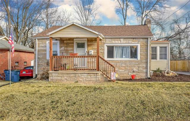 26 Woodland Dr, Collinsville, IL 62234 (#21010654) :: St. Louis Finest Homes Realty Group