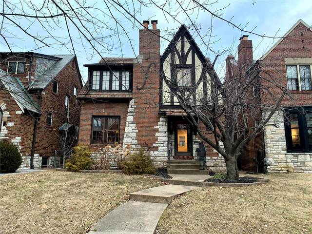 5827 Neosho, St Louis, MO 63109 (#21010665) :: Reconnect Real Estate