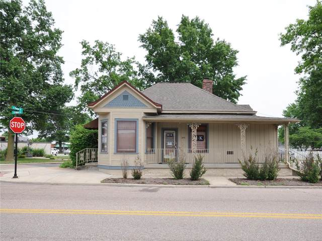 205 W Main Street, East Alton, IL 62024 (#21010701) :: The Becky O'Neill Power Home Selling Team