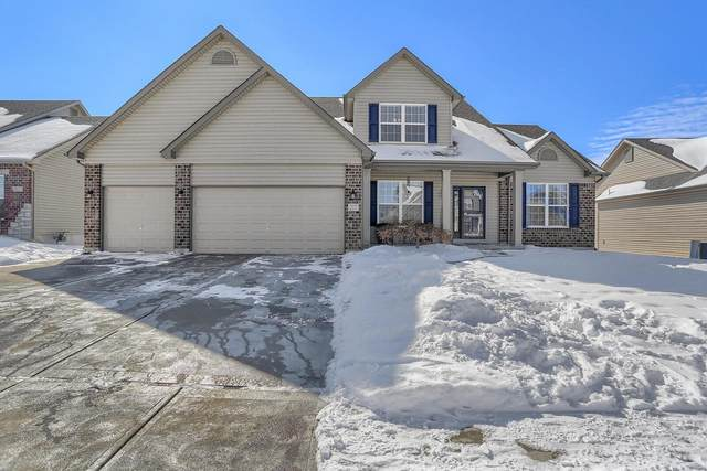 217 Lonepine, Wentzville, MO 63385 (#21010733) :: Clarity Street Realty