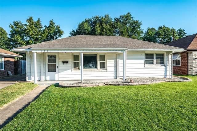 1521 Cottage Avenue, Granite City, IL 62040 (#21010741) :: Jeremy Schneider Real Estate