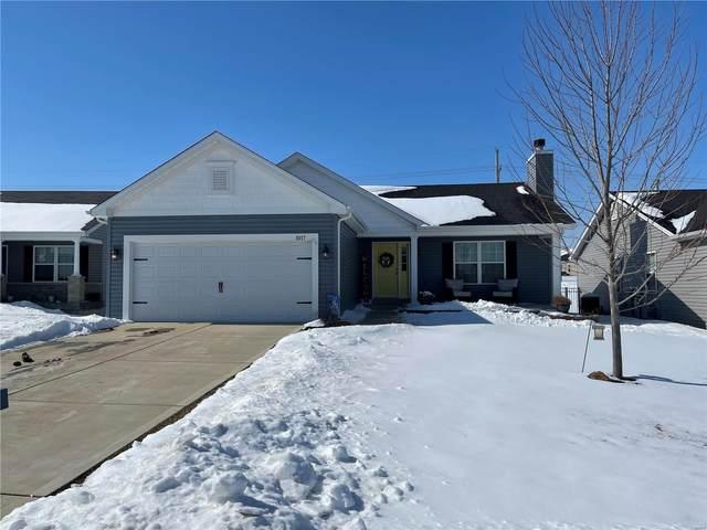 1017 Sweet River Drive, O'Fallon, MO 63366 (#21010747) :: Matt Smith Real Estate Group