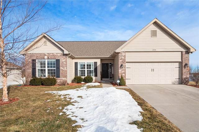 2058 Woodsong Way, Belleville, IL 62220 (#21010763) :: Tarrant & Harman Real Estate and Auction Co.