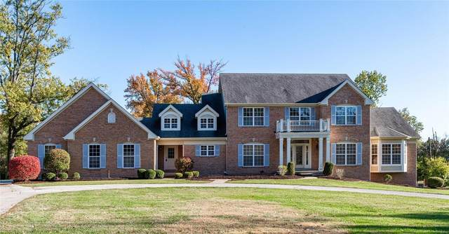 11 Long Meadows, St Louis, MO 63131 (#21010784) :: Clarity Street Realty