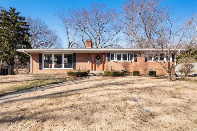 213 Longview Drive, Belleville, IL 62223 (#21010792) :: Clarity Street Realty