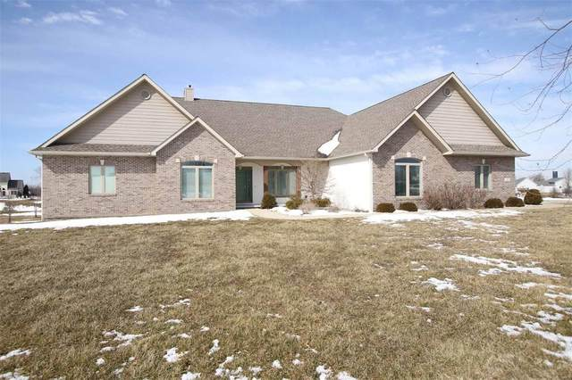 121 Homestead Court, Moro, IL 62067 (#21010797) :: Clarity Street Realty