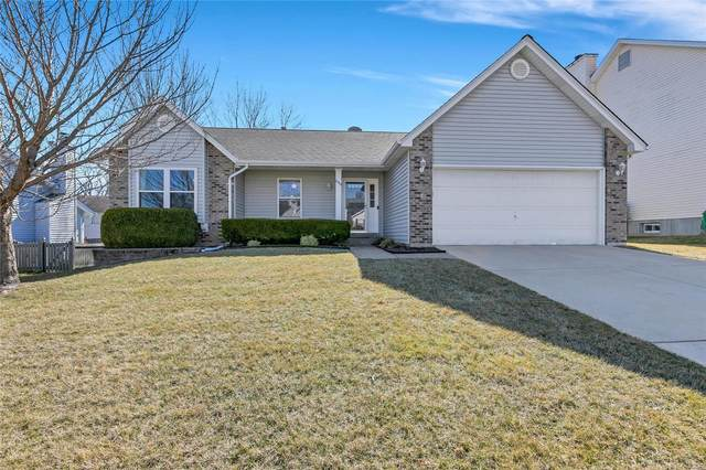 3713 Somerville Drive, Saint Charles, MO 63303 (#21010851) :: Matt Smith Real Estate Group