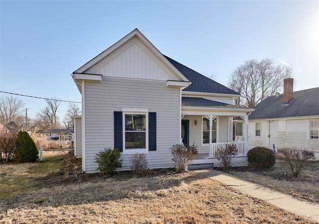 410 N 4th Street, Elsberry, MO 63343 (#21010856) :: Kelly Hager Group | TdD Premier Real Estate
