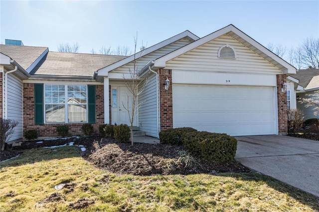 519 Coventry Trail Lane, Maryland Heights, MO 63043 (#21010895) :: Parson Realty Group