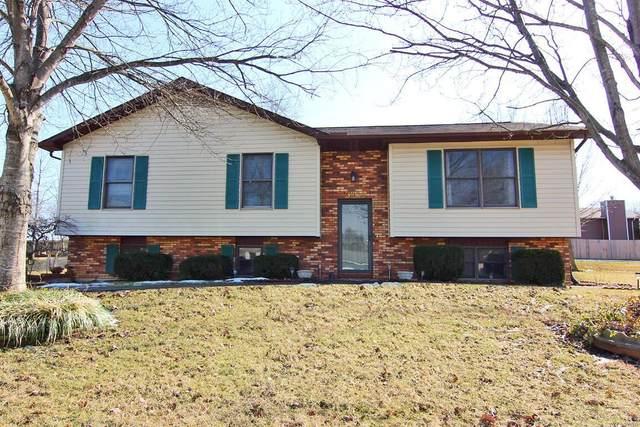 3909 Eagle Ridge Drive, Cape Girardeau, MO 63701 (#21010898) :: Clarity Street Realty