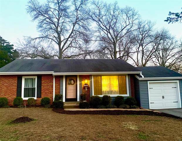 1104 Mozart Drive, St Louis, MO 63122 (#21010920) :: Clarity Street Realty