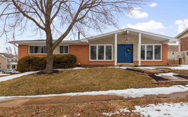 10935 Kingsmere, St Louis, MO 63123 (#21010943) :: Reconnect Real Estate