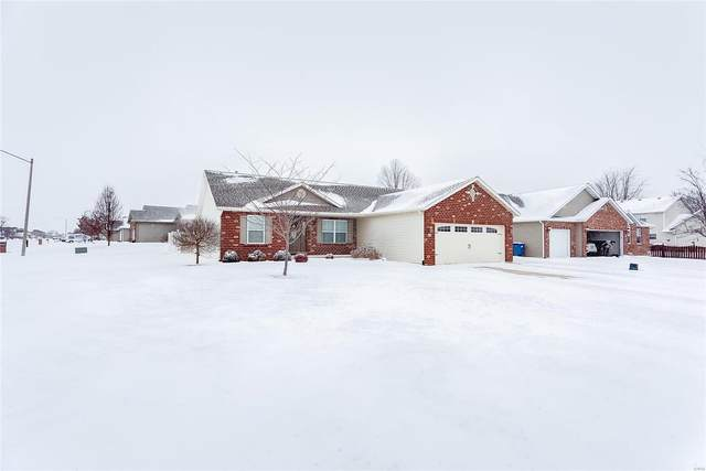 31 Meadowbrooke, Troy, IL 62294 (#21010951) :: Parson Realty Group