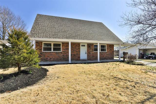 200 Patterson Lane, Florissant, MO 63031 (#21010991) :: Clarity Street Realty