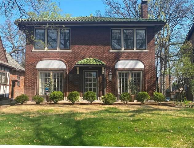 7035 Forsyth Boulevard, University City, MO 63105 (#21011027) :: Kelly Hager Group | TdD Premier Real Estate