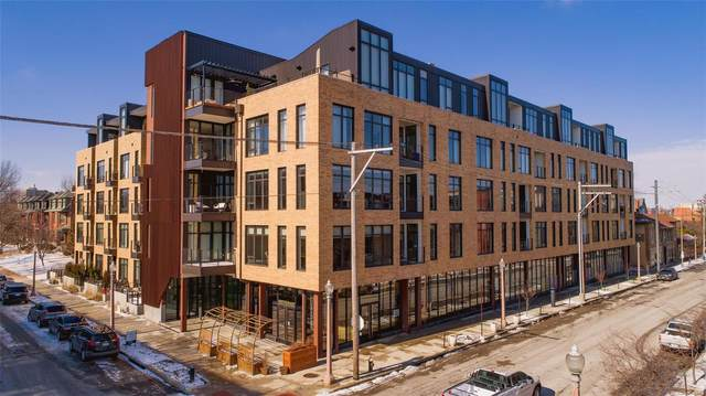 4101 Laclede Avenue #211, St Louis, MO 63108 (#21011030) :: RE/MAX Vision