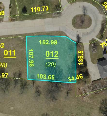 6626 Fox View Drive, Edwardsville, IL 62025 (#21011036) :: Tarrant & Harman Real Estate and Auction Co.