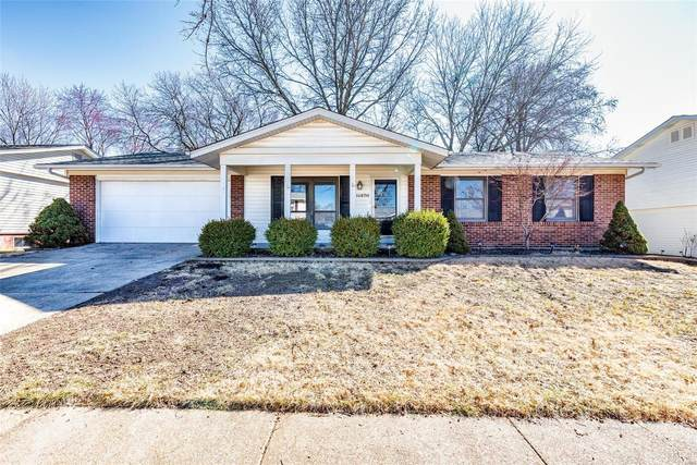 11876 Wexford Place Drive, Maryland Heights, MO 63043 (#21011048) :: Parson Realty Group