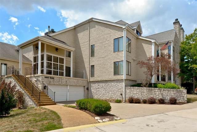 1616 Lake Knoll Drive 1K, Lake St Louis, MO 63367 (#21011055) :: St. Louis Finest Homes Realty Group