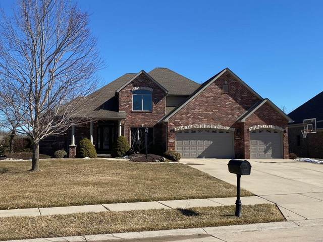 3824 Boulder Drive, Edwardsville, IL 62025 (#21011057) :: Tarrant & Harman Real Estate and Auction Co.