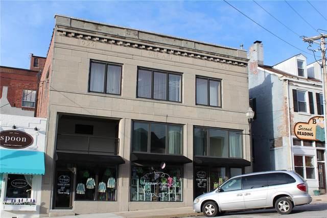 10 E Broadway, Alton, IL 62002 (#21011105) :: Tarrant & Harman Real Estate and Auction Co.