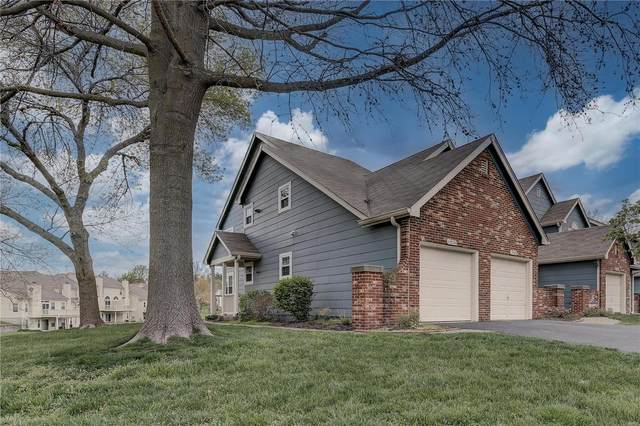 12034 Autumn Lakes Drive, Maryland Heights, MO 63043 (#21011109) :: Parson Realty Group