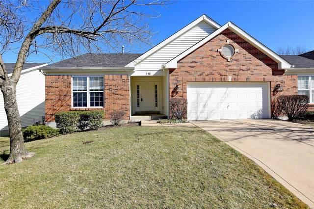 748 Villas Estates Drive, Fenton, MO 63026 (#21011119) :: RE/MAX Vision