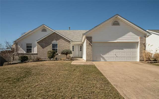 1273 Little Brave Drive, O'Fallon, MO 63366 (#21011124) :: RE/MAX Vision
