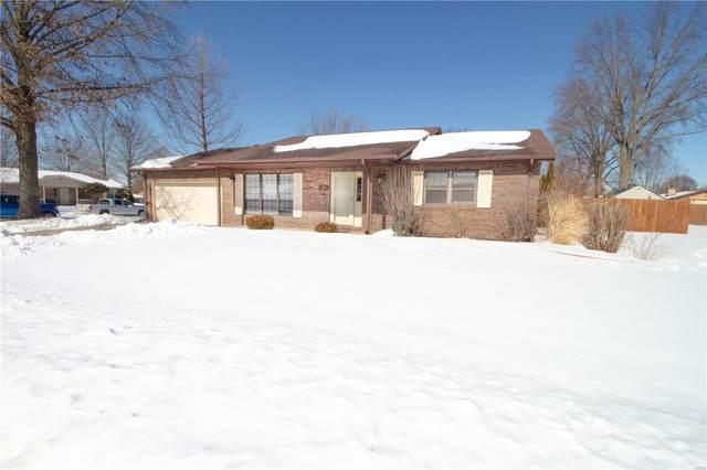 245 Beau Gon Drive, Belleville, IL 62226 (#21011131) :: Tarrant & Harman Real Estate and Auction Co.
