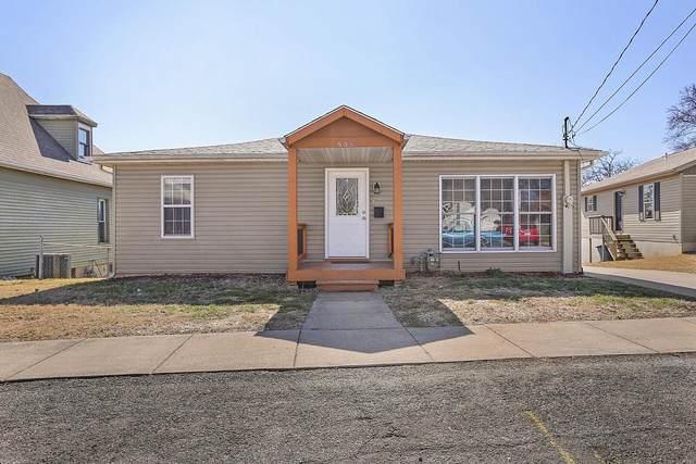 906 Prospect Street, Collinsville, IL 62234 (#21011171) :: Hartmann Realtors Inc.