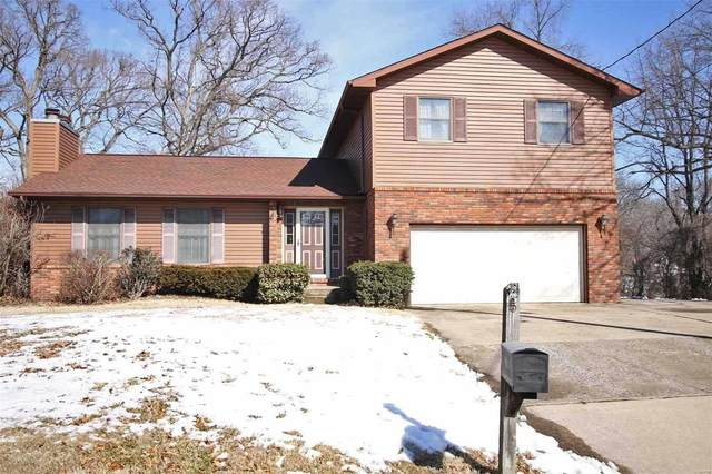 5 Marlyn Court, East Alton, IL 62024 (#21011176) :: Tarrant & Harman Real Estate and Auction Co.