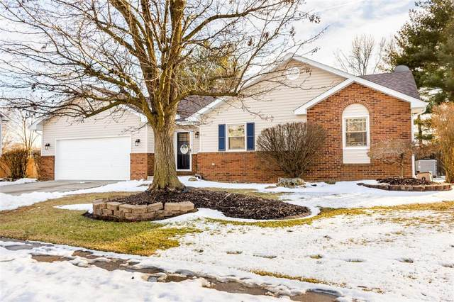 1803 Meadow Lane, Edwardsville, IL 62025 (#21011181) :: Tarrant & Harman Real Estate and Auction Co.