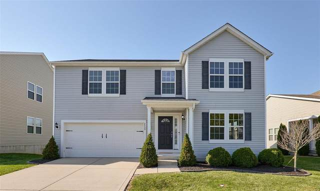 2539 Amber Willow Court, Lake St Louis, MO 63367 (#21011183) :: RE/MAX Vision