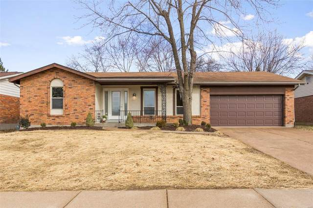 9335 Cinnabar, St Louis, MO 63126 (#21011189) :: Parson Realty Group