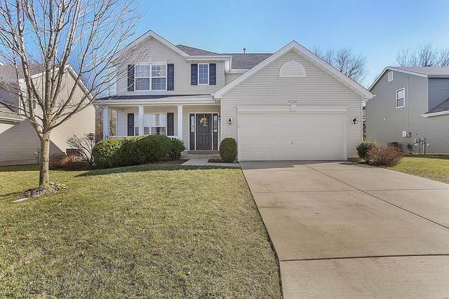 5506 Dressel Drive, Cottleville, MO 63304 (#21011196) :: RE/MAX Vision