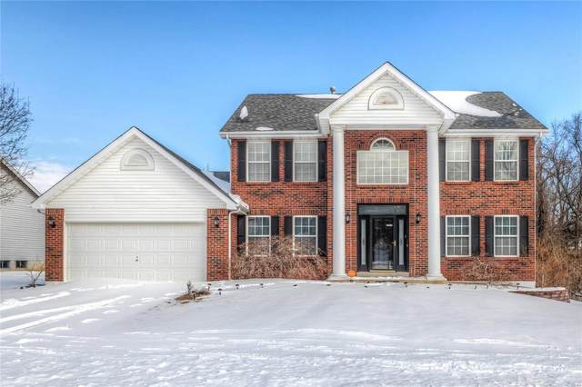 147 Keystone Crossing, O'Fallon, MO 63368 (#21011231) :: Walker Real Estate Team