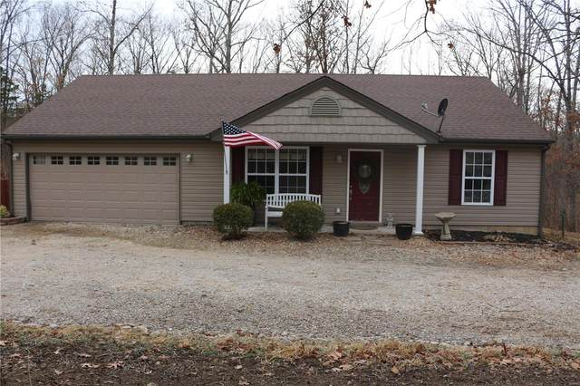 22645 Log Cabin Drive, Wright City, MO 63390 (#21011238) :: Parson Realty Group