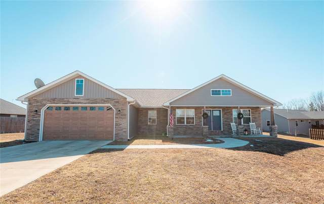 12270 Weatherby Court, Rolla, MO 65401 (#21011257) :: Clarity Street Realty