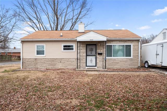 4009 Shirley Drive, Belleville, IL 62226 (#21011259) :: Fusion Realty, LLC