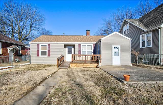 1815 N Church, Belleville, IL 62221 (#21011265) :: Tarrant & Harman Real Estate and Auction Co.