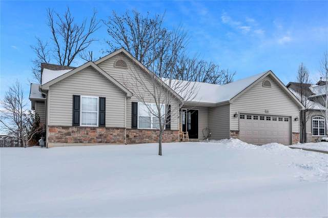 1326 Forest, Wentzville, MO 63385 (#21011273) :: Clarity Street Realty