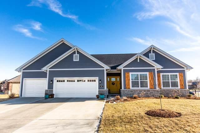 505 Alder Ridge Drive, O'Fallon, IL 62269 (#21011283) :: Fusion Realty, LLC